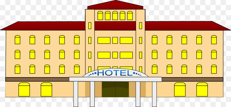 Hotel clipart hotel building. Background rectangle