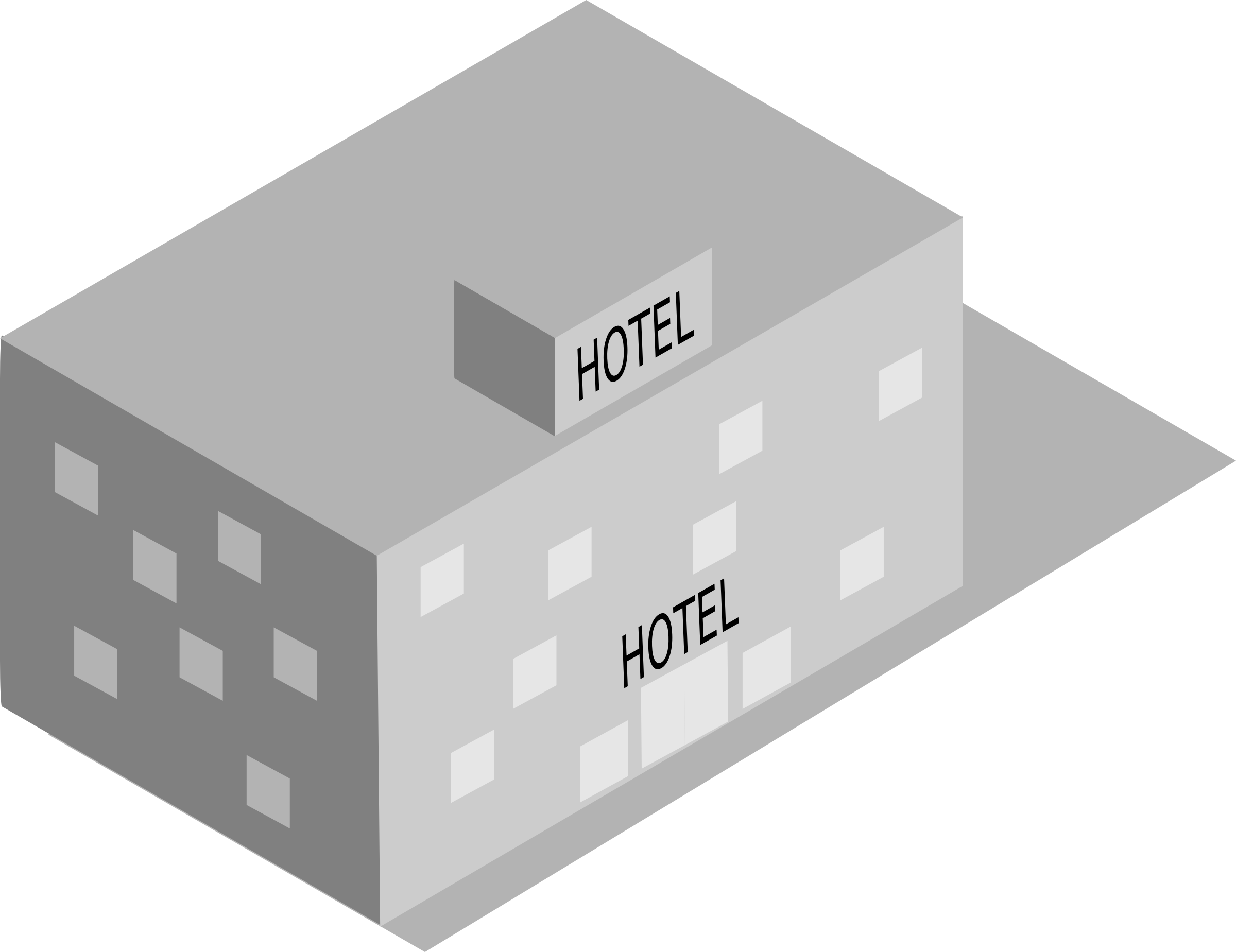 Big image png. Hotel clipart hotel building