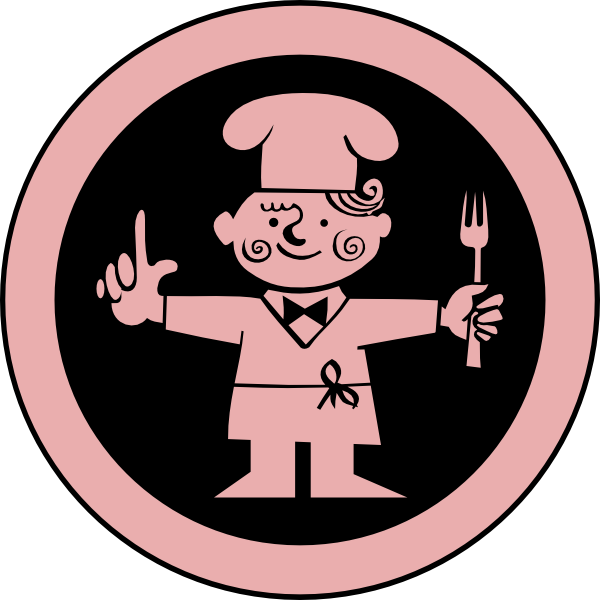 Hotel clipart hotel cook. Chef clip art at