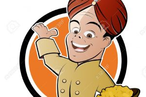 Station . Hotel clipart hotel indian waiter