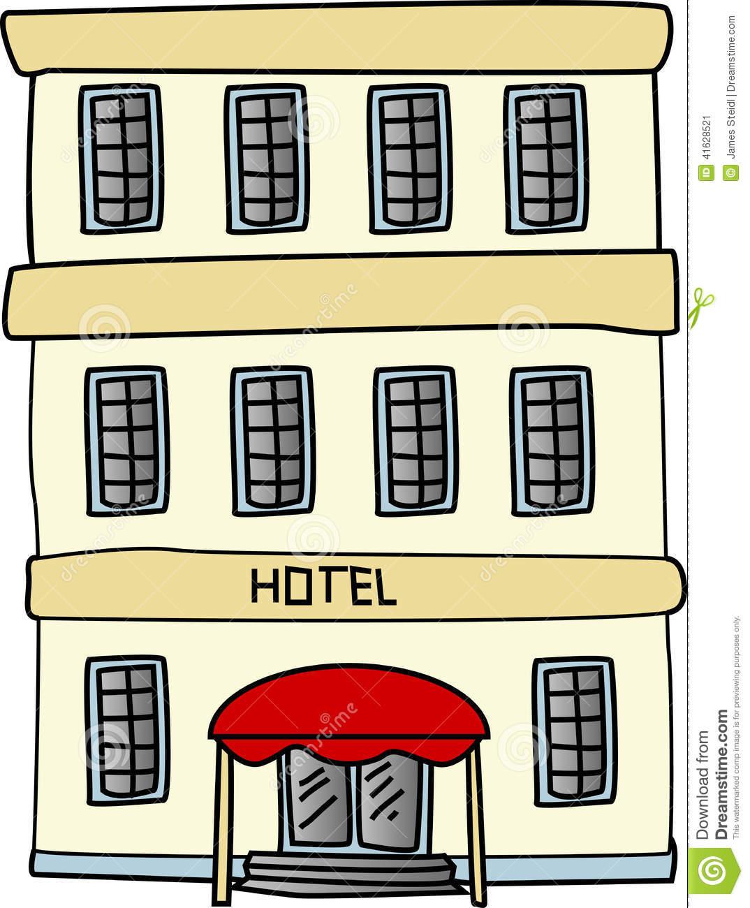 Hotel clipart. Clip art free panda