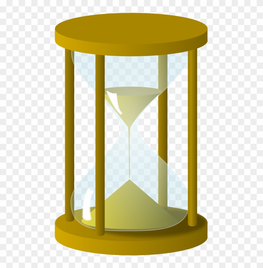 hourglass clipart 1 hour