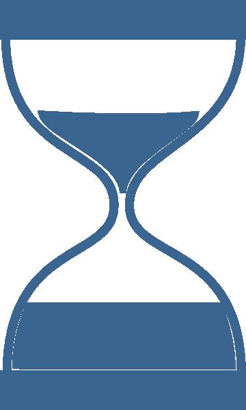 Hourglass clipart. Clip art at clker