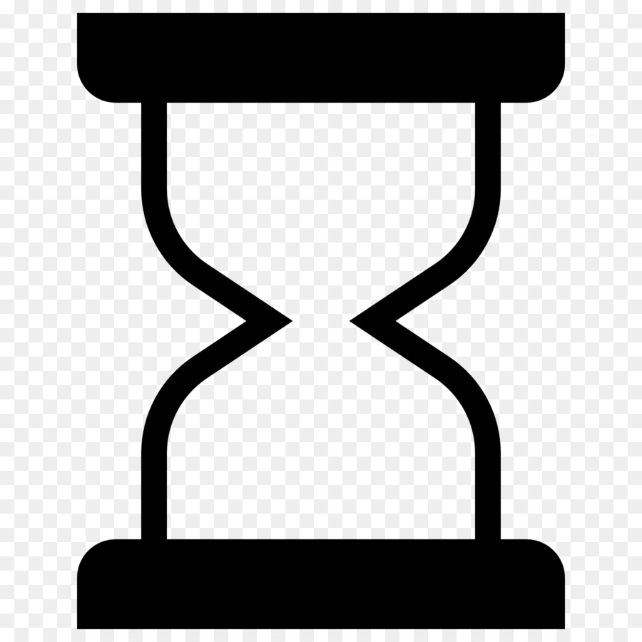 Computer icons clock face. Hourglass clipart