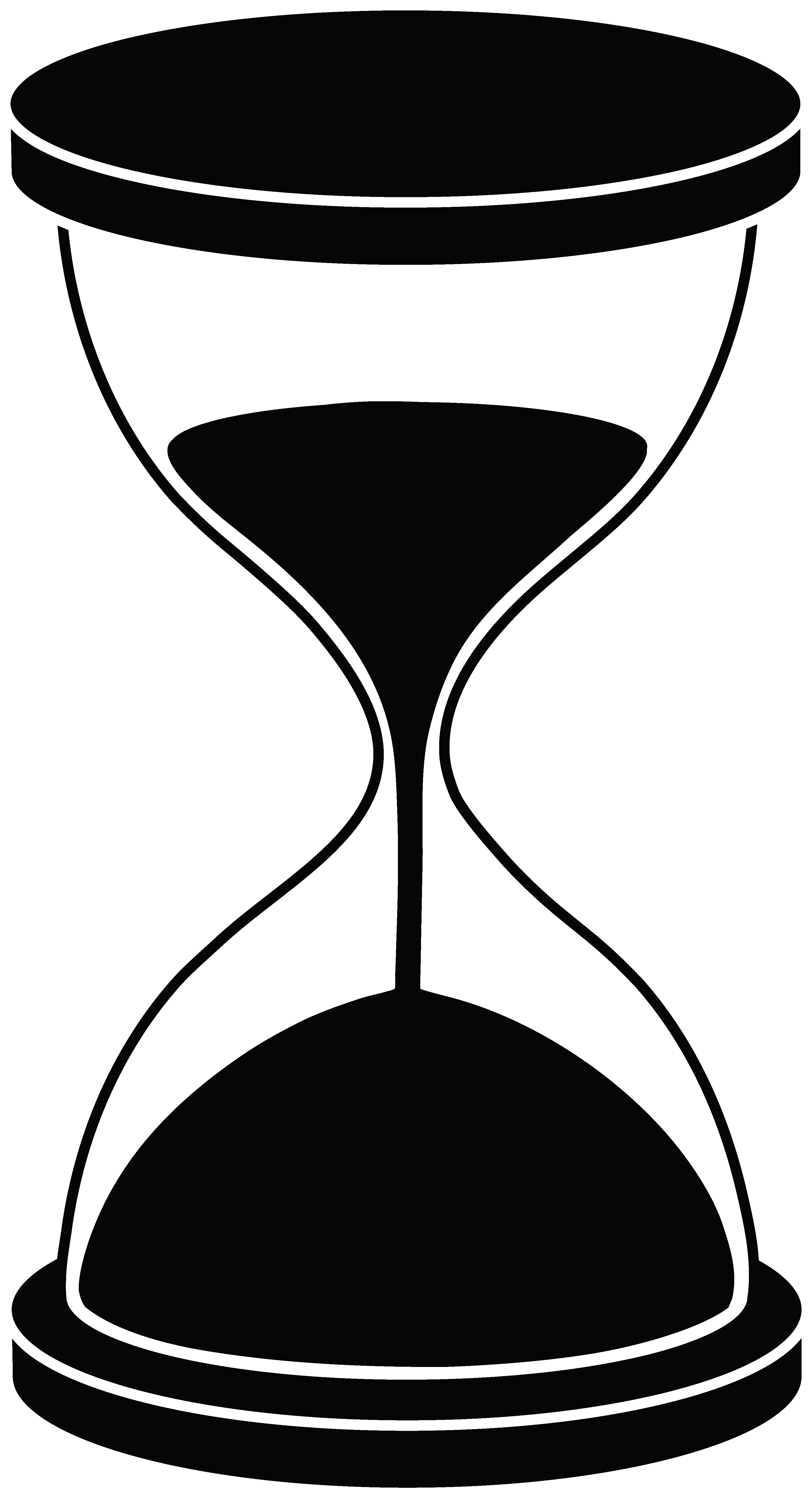 Hourglass clipart. Awesome gallery digital collection
