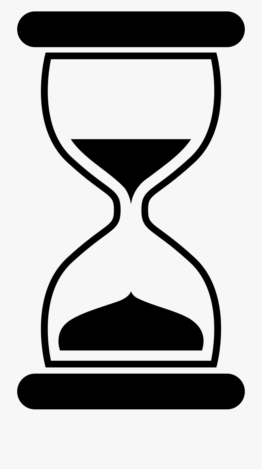 Hourglass clipart basic. Simple cliparts