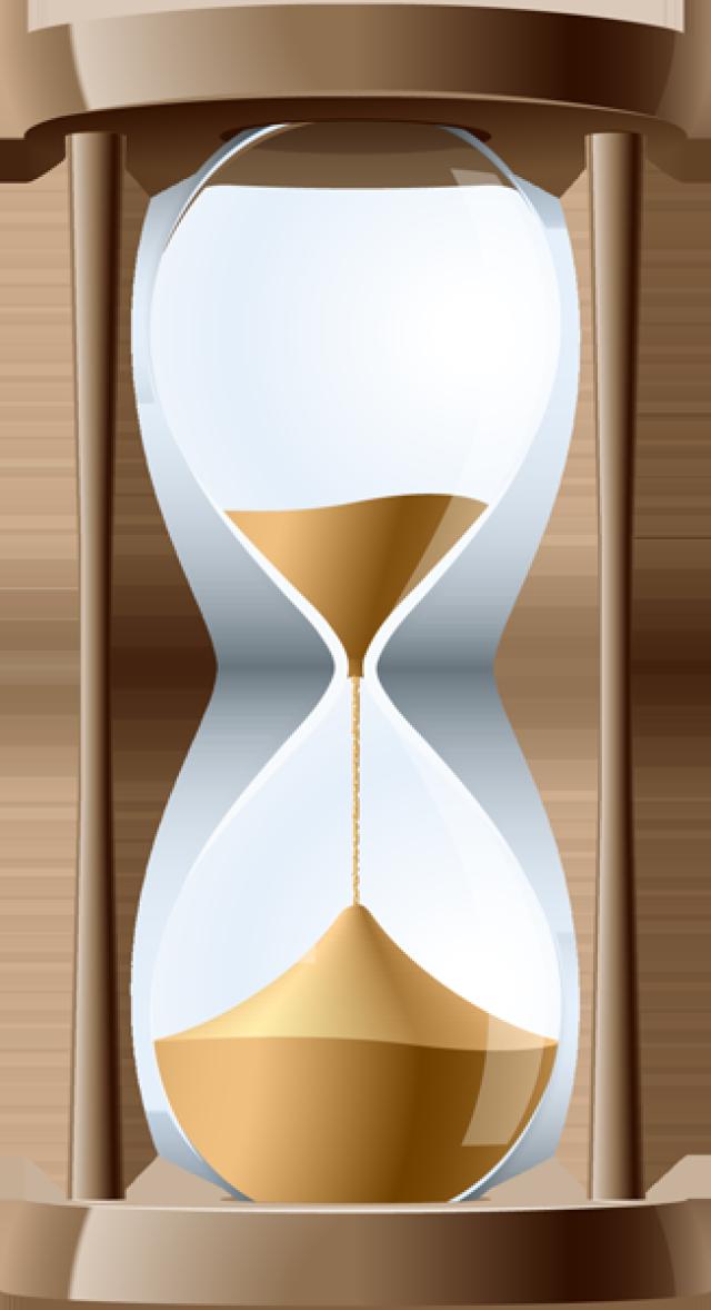 Patience Clipart Hourglass Patience Hourglass Transparent