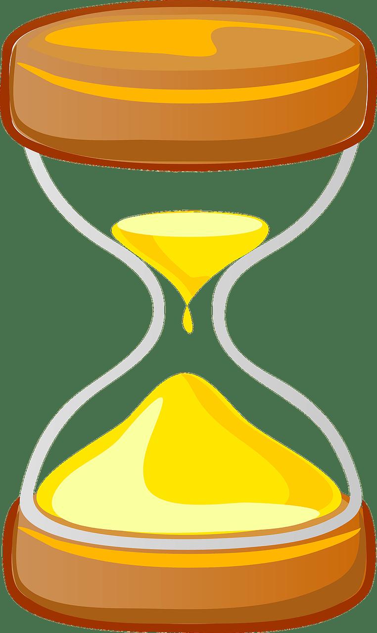 Pennsylvania accident lawyer blog. Hourglass clipart broken