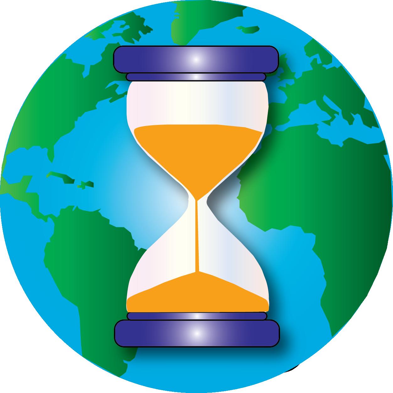 Hourglass clipart broken. Radionuclide basics tritium radiation