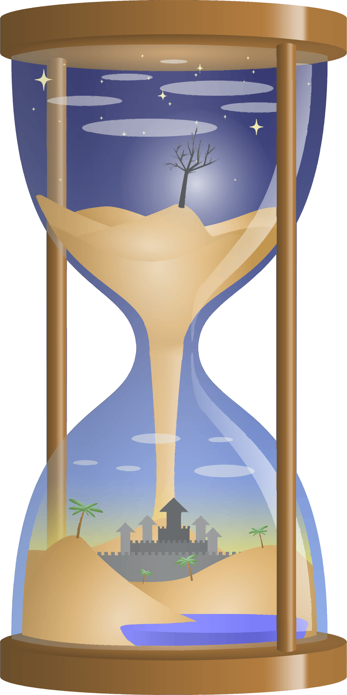 Fantasy icons png free. Hourglass clipart cartoon