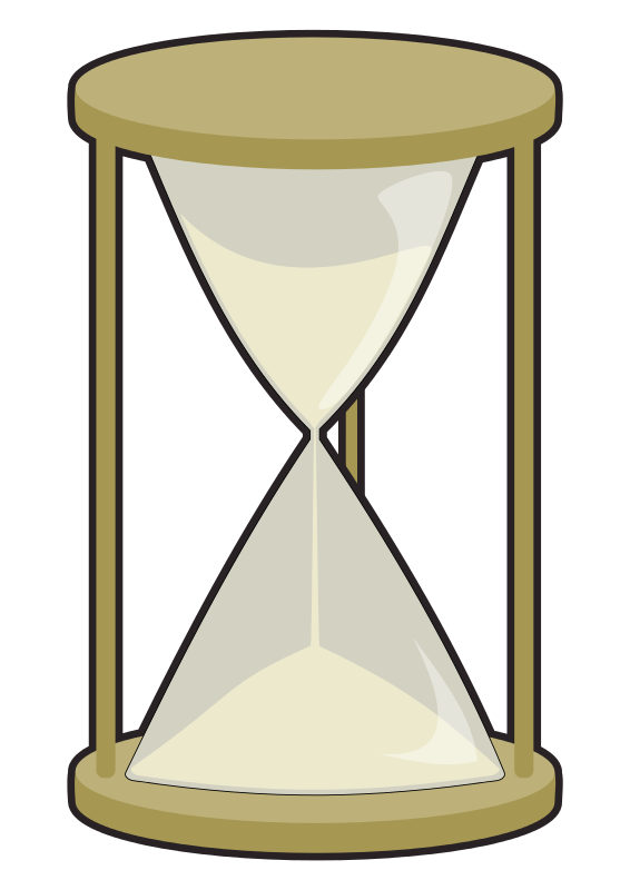 Hourglass clipart cute. Free cliparts download clip
