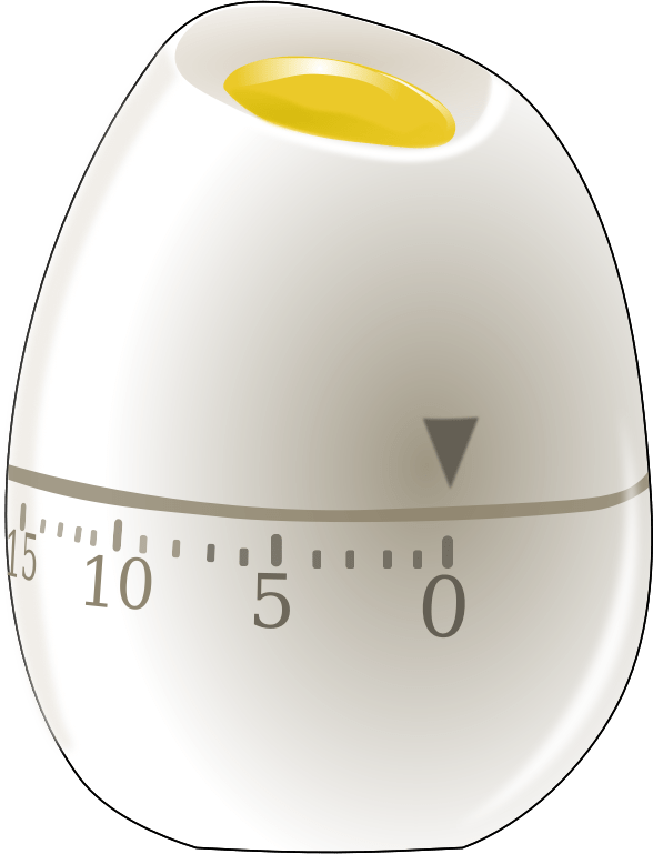 Hourglass clipart egg timer.  ways to a