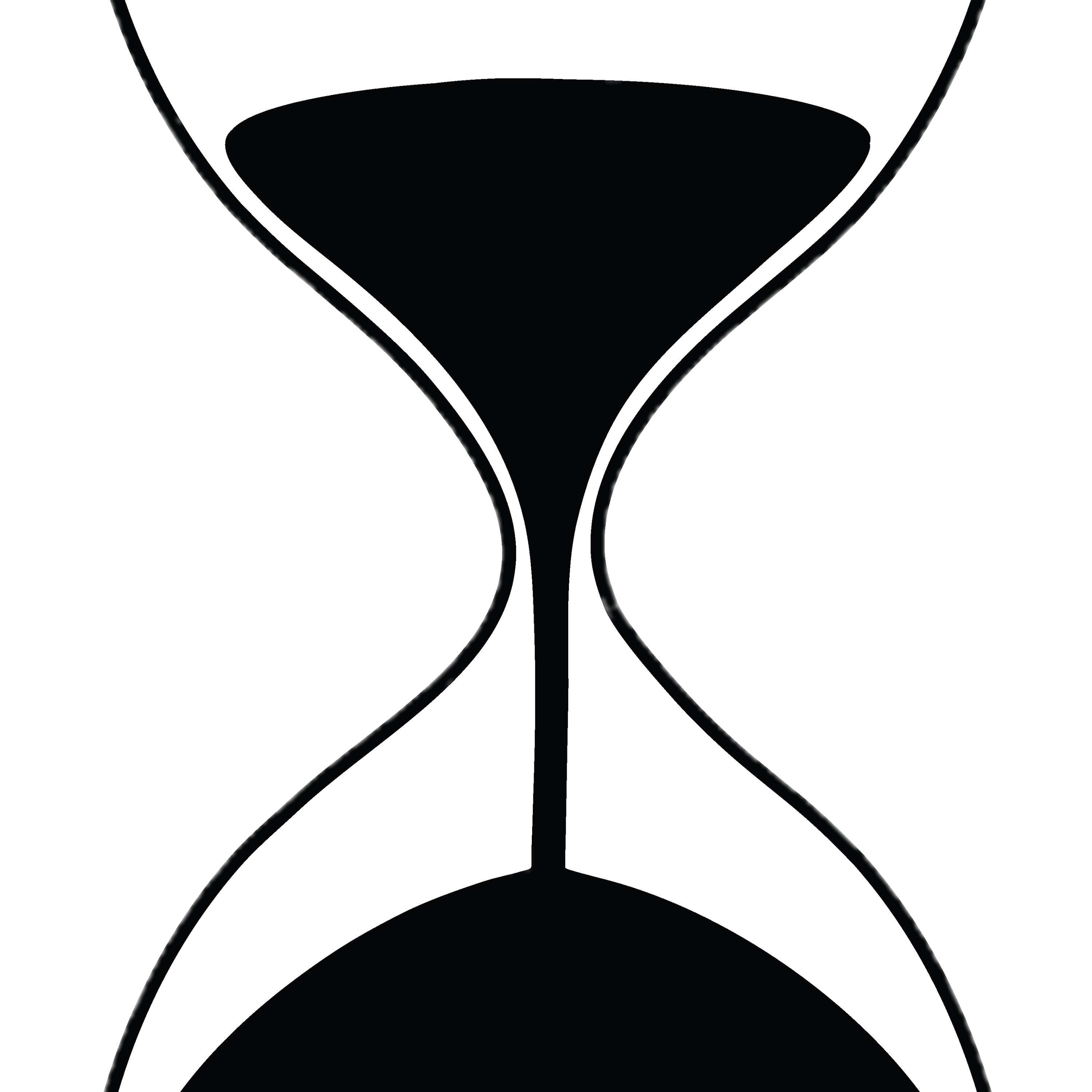Hourglass clipart empty.  collection of transparent