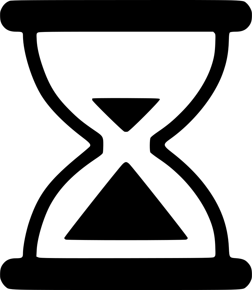 Svg png icon free. Hourglass clipart hour glass