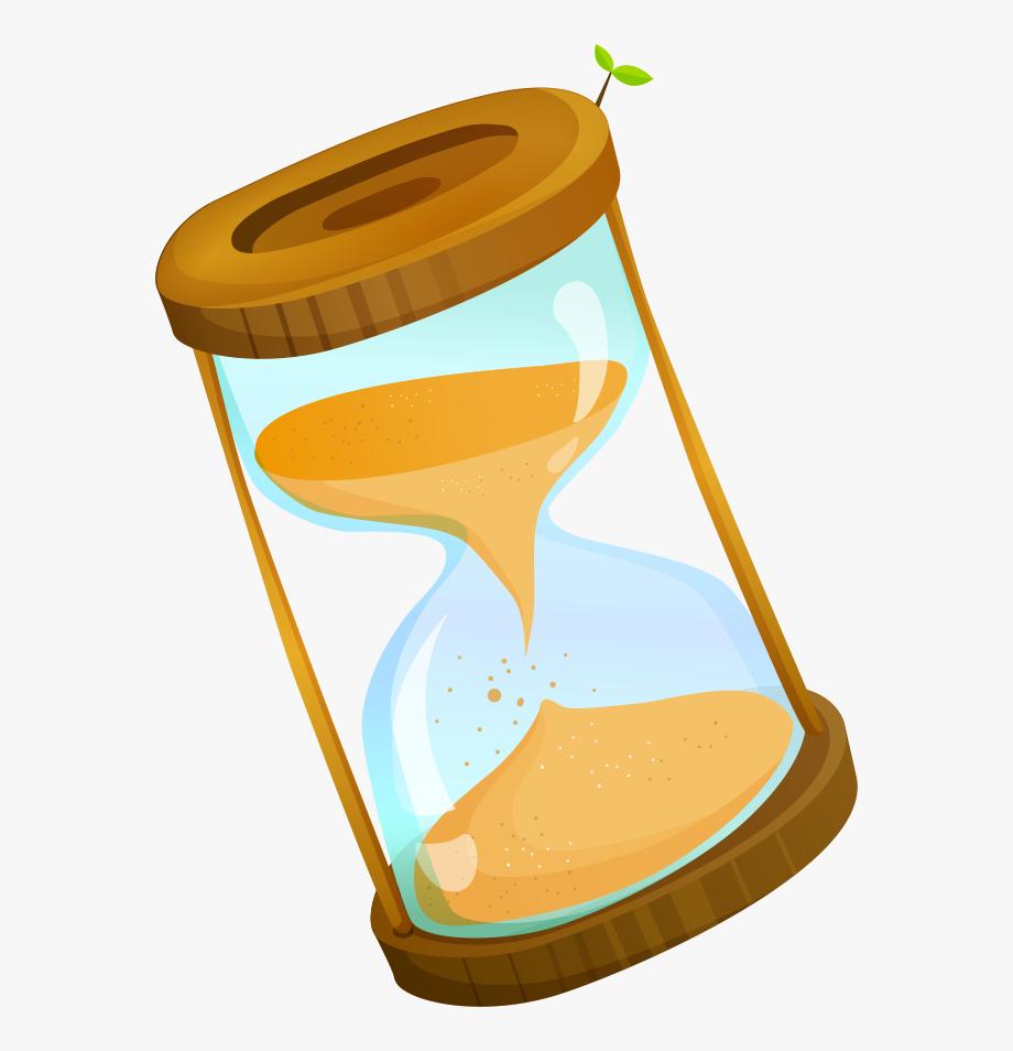 Dibujo reloj arena png. Hourglass clipart inevitable
