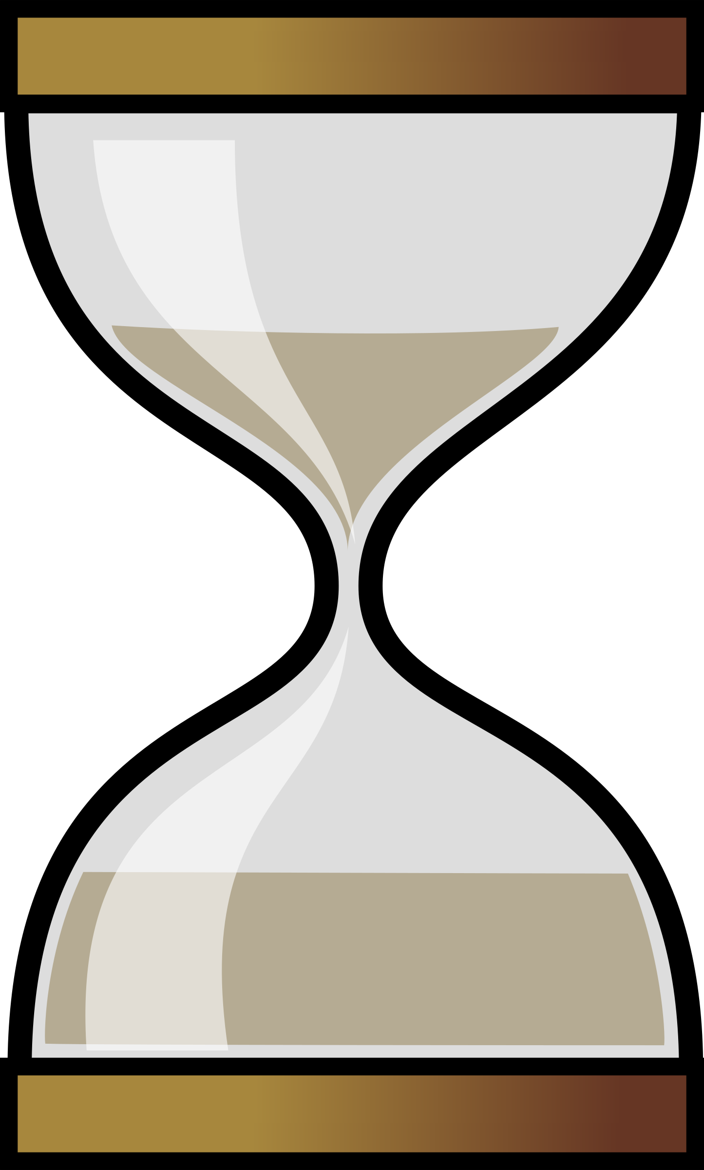 Hourglass clipart old. Sandglass big image png