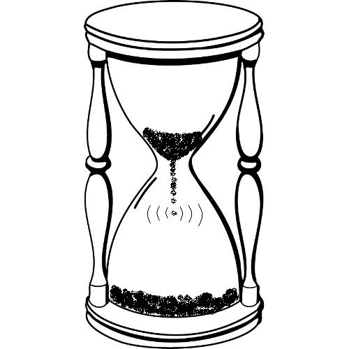 Free cliparts download clip. Hourglass clipart outline