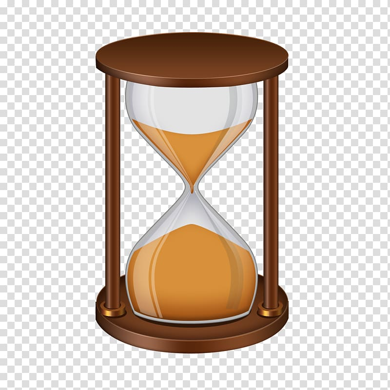 Hourglass clipart sand timer. Illustration icon time