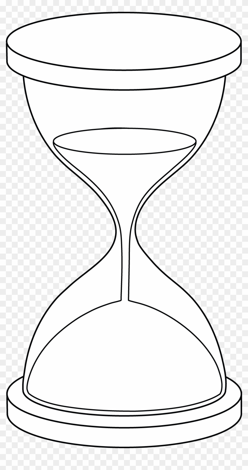 Stock clock png . Hourglass clipart sand timer