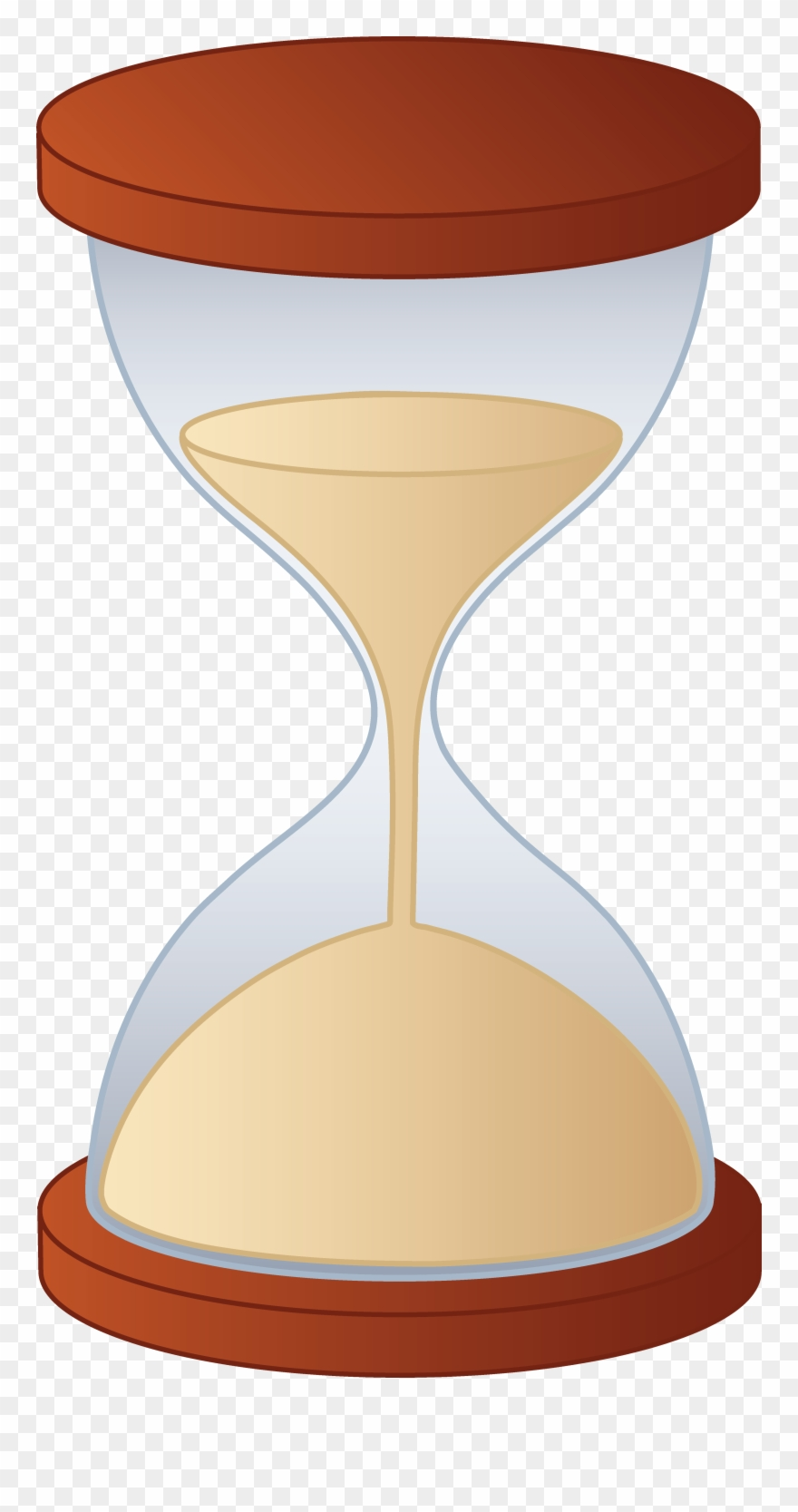 Hourglass clipart sand timer. Clock png download