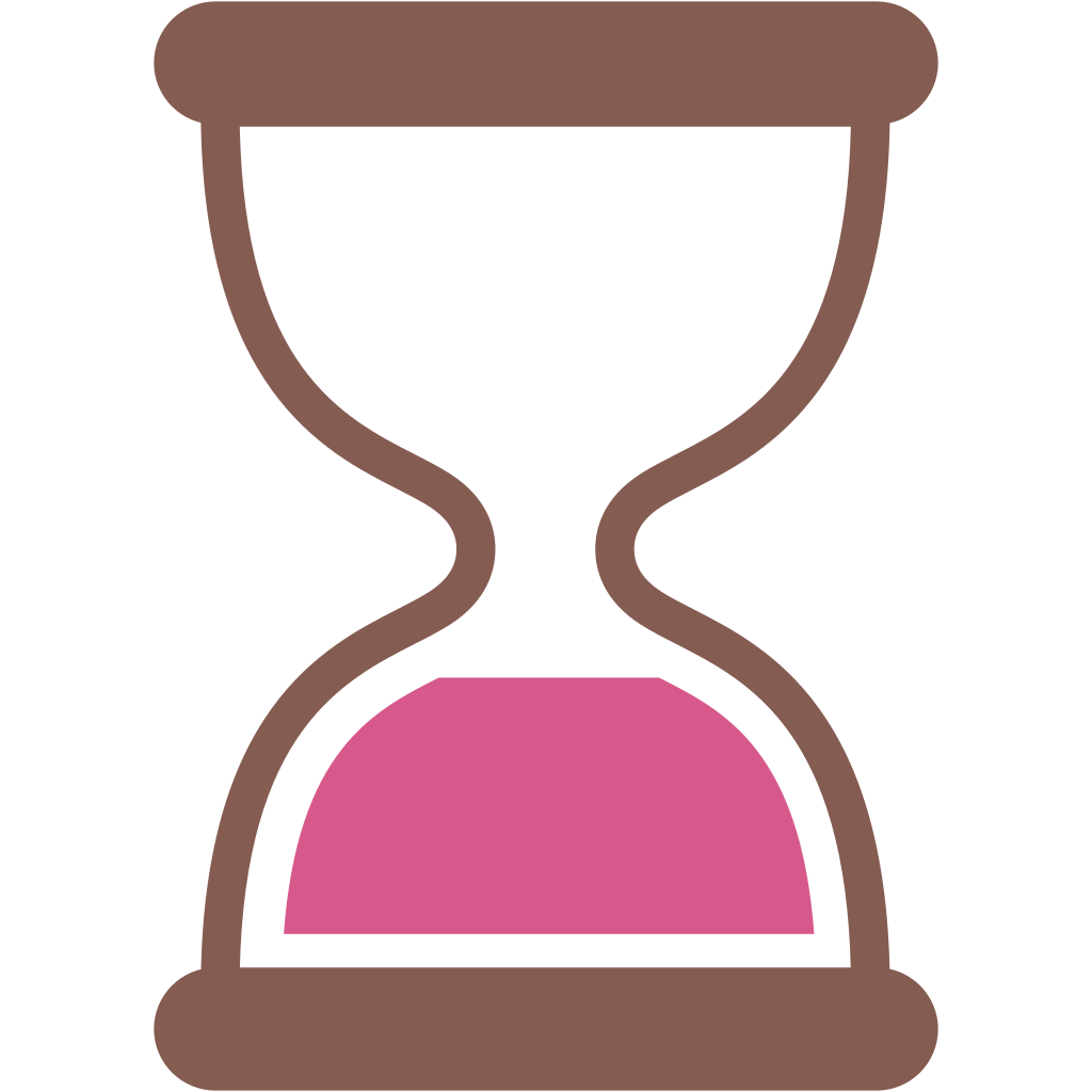 File emoji u b. Hourglass clipart svg