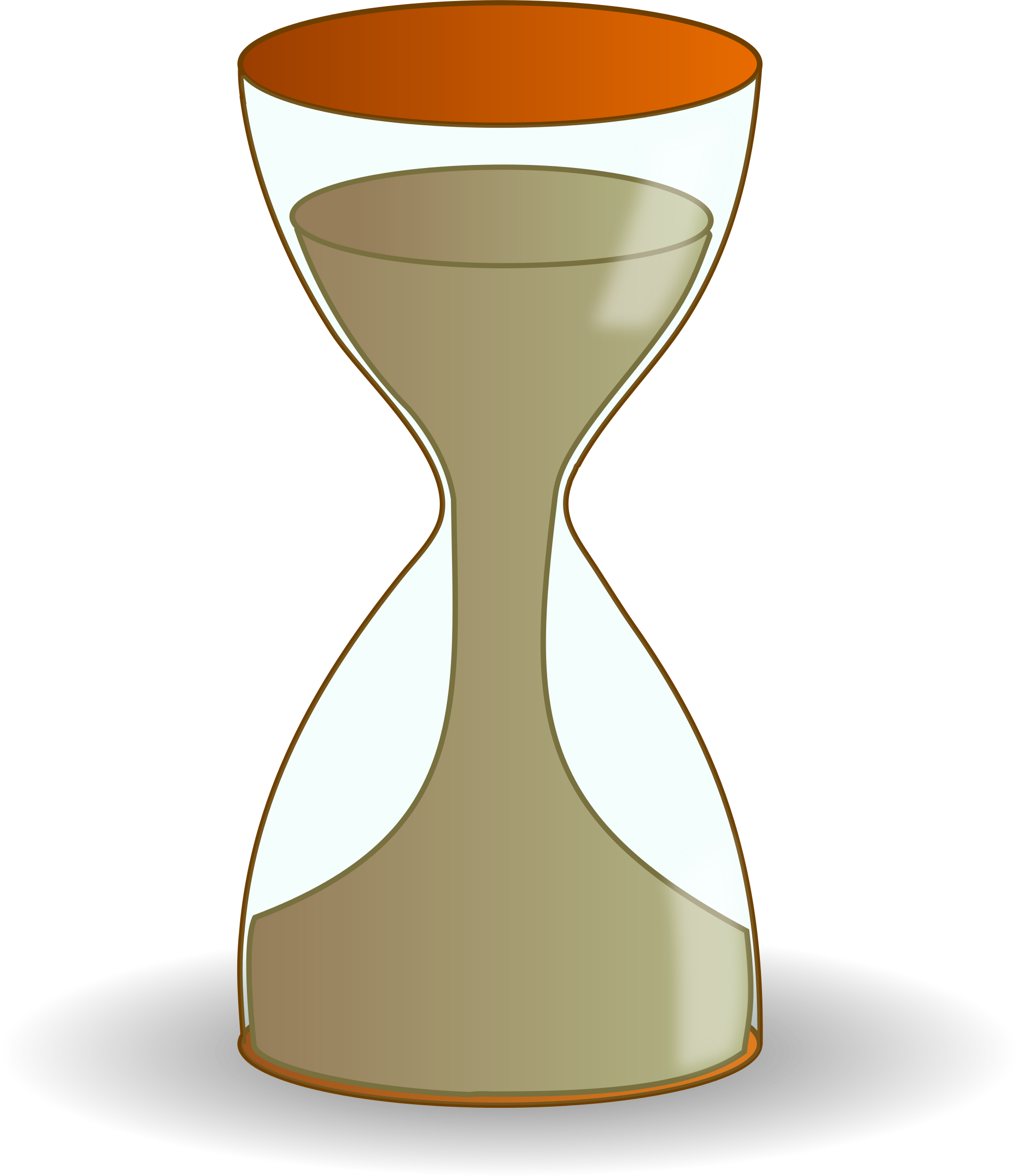 Hourglass clipart svg. File modern wikimedia commons