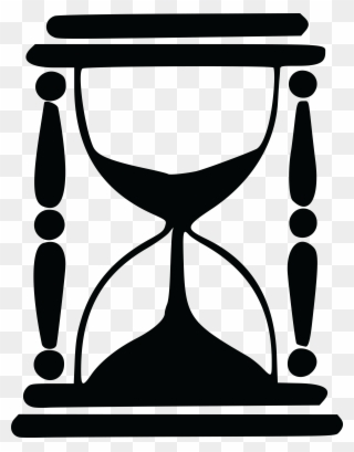 Free png clip art. Hourglass clipart svg