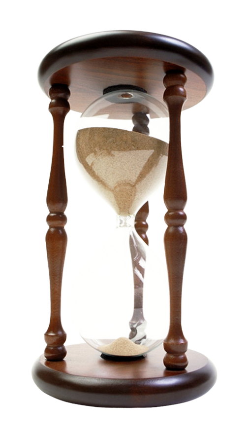 Png transparent image pngpix. Hourglass clipart table watch