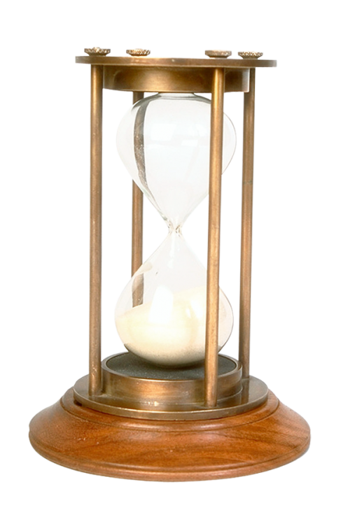 Hourglass clipart table watch. Png transparent image pngpix