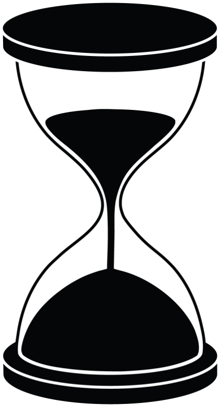 Hourglass clipart table watch. Sport promotions