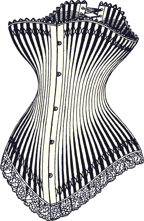 Corset style pinterest and. Hourglass clipart vintage