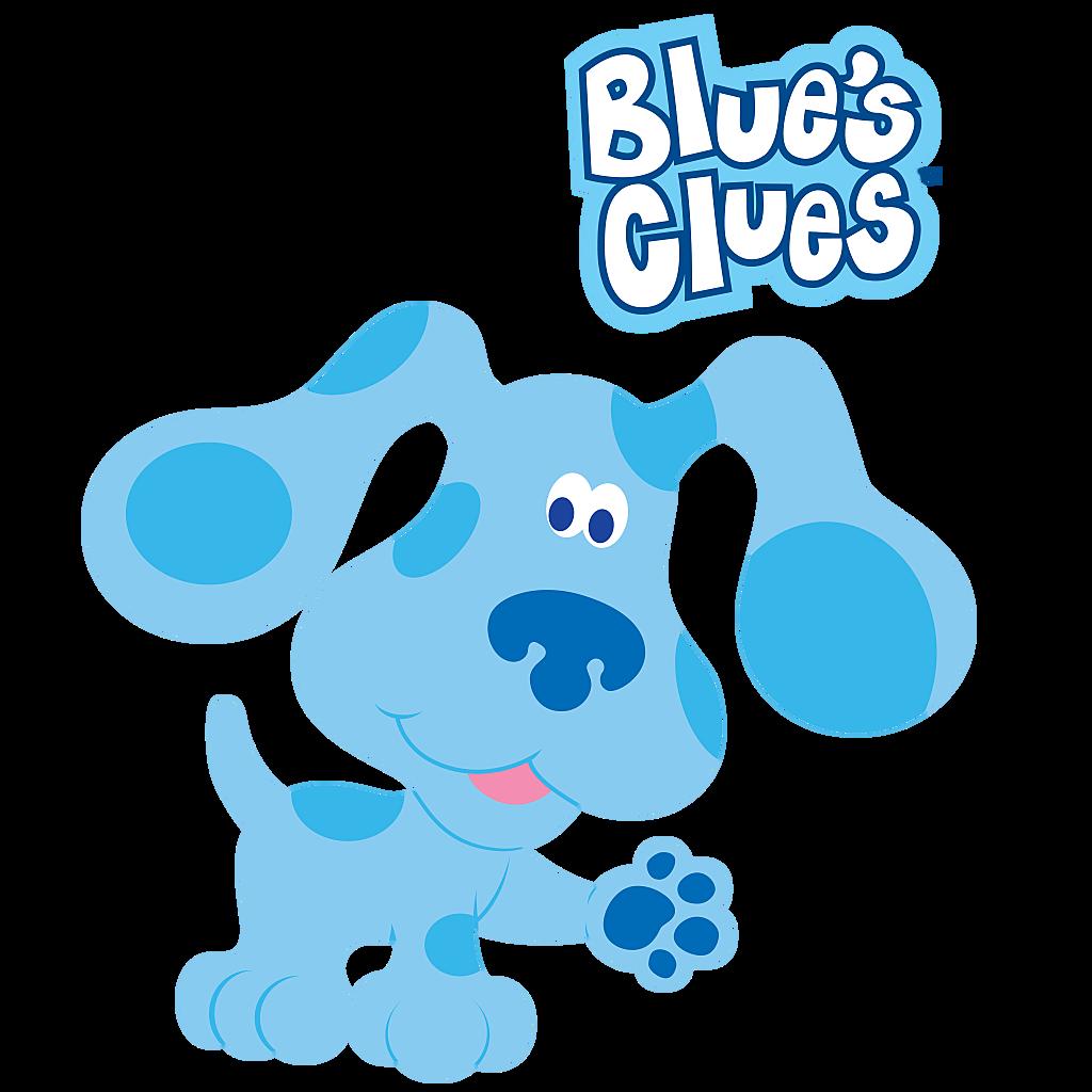 Last minute blues clues. House clipart blue's clue