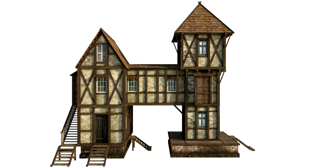Wooden free download mart. House image png