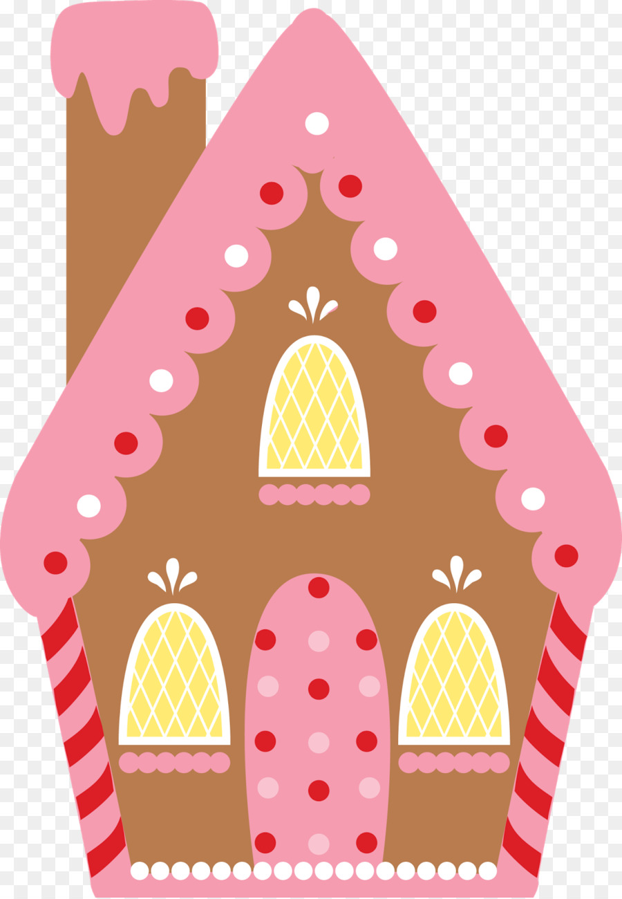 Christmas pink product . House clipart candy cane