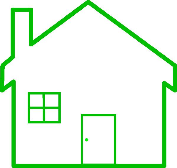 House clipart diagram. Habitat clip art at