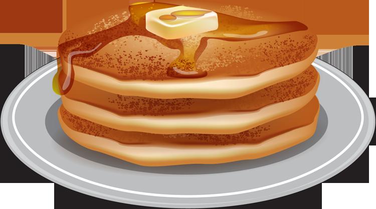 Clip art cartoon pancakes. House clipart kid