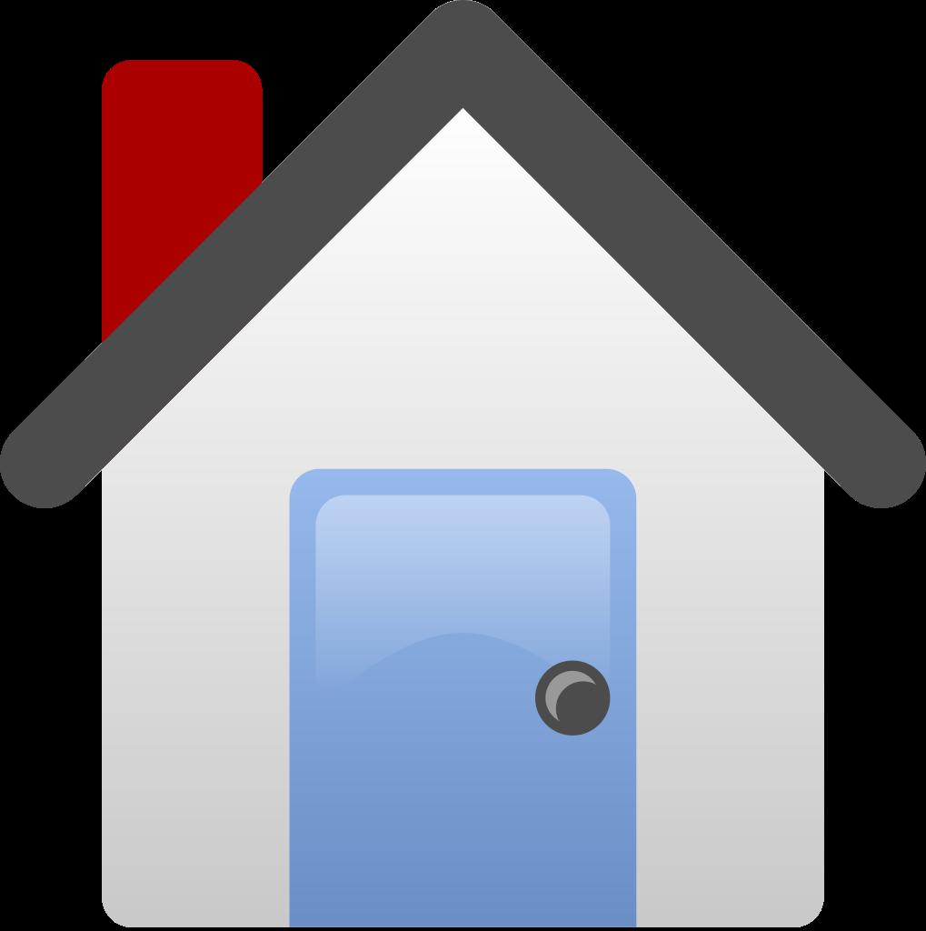 File house svg wikimedia. Houses clipart logo