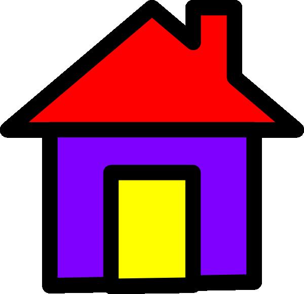 House clipart purple. Fun clip art at