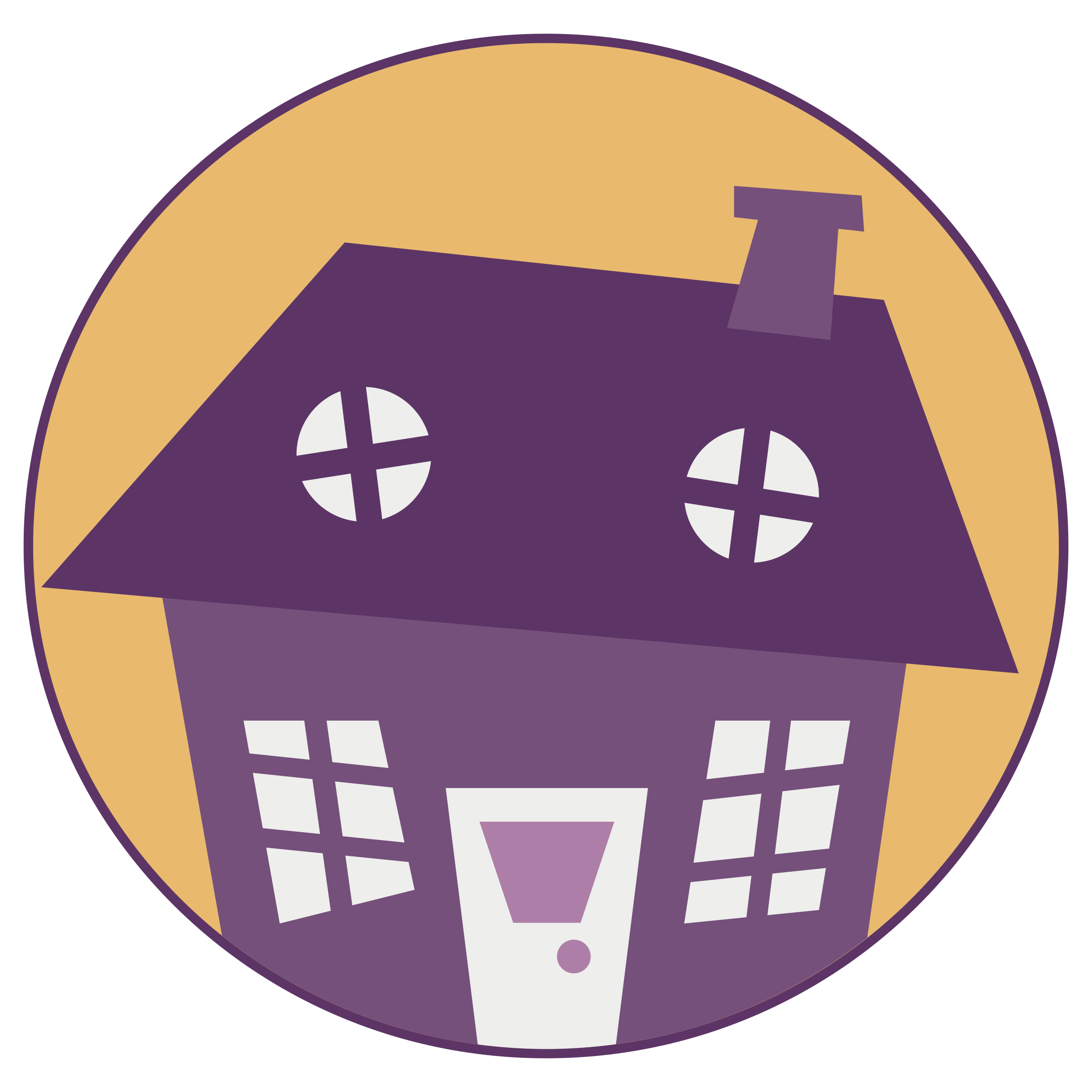 House clipart purple. Ill big image png
