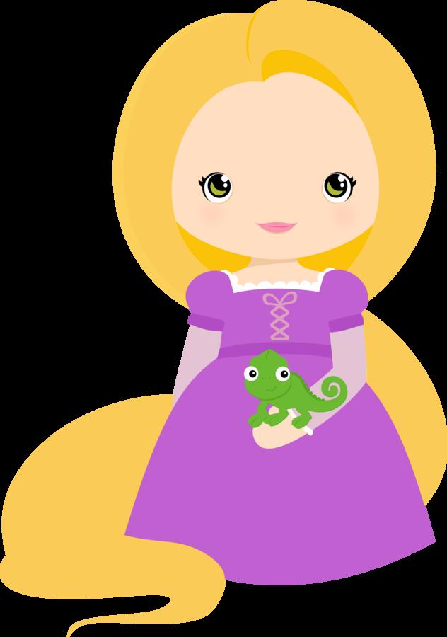 Princesas disney cutes