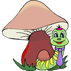 House clipart worm. Mushroom cliparts of