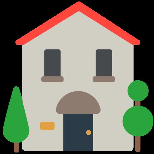 mozilla firefox os. House emoji png