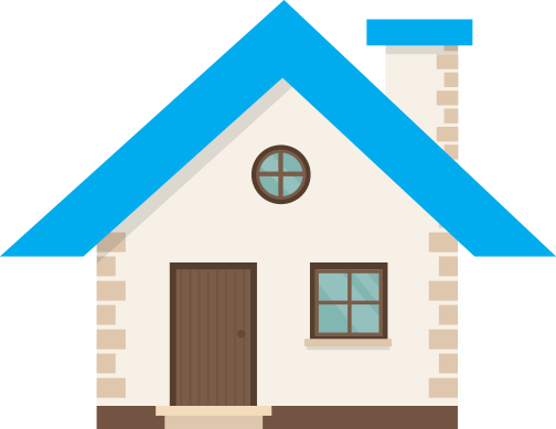 House graphic png. Your way home mike