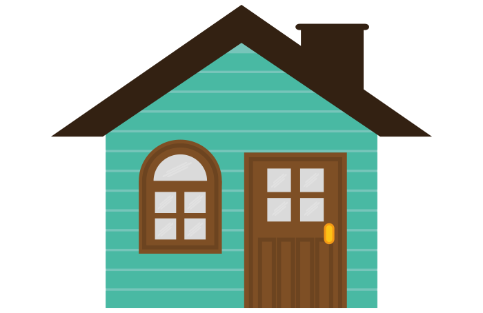 House graphic png. Deed transfers academy doc