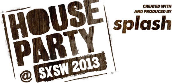 House party png. Splash custom event website