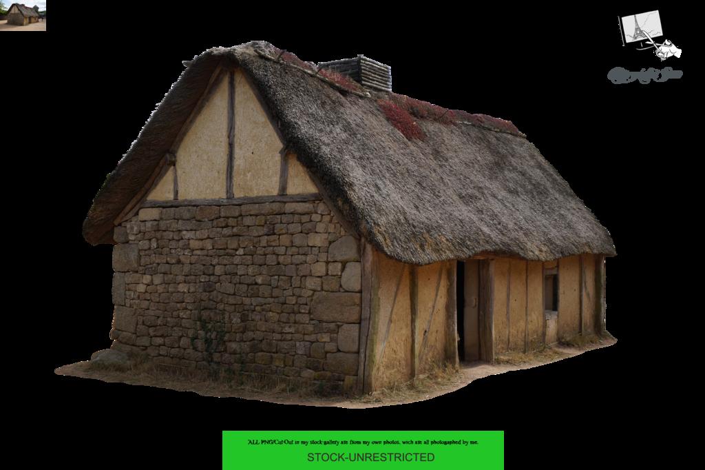 House png transparent. Medieval puy du fou