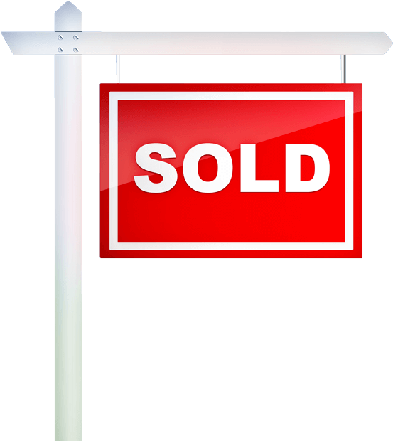 We sell homes in. House sold png