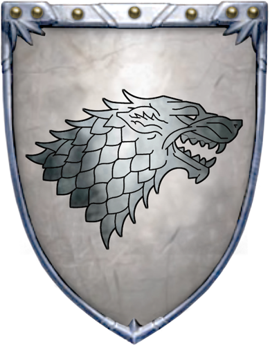 House stark png. Image arms awoiaf role