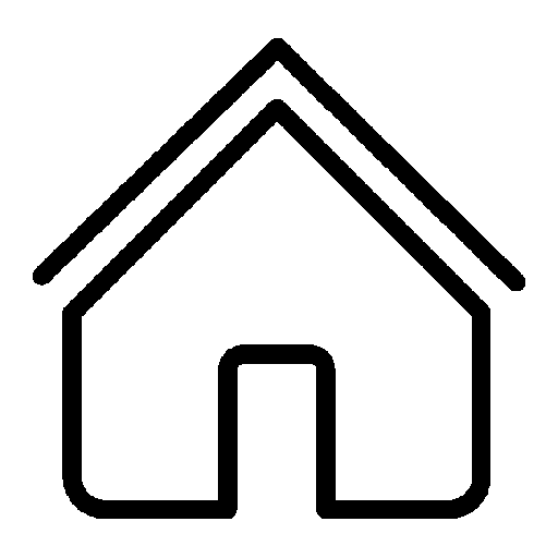 House symbol png. Small image royalty free