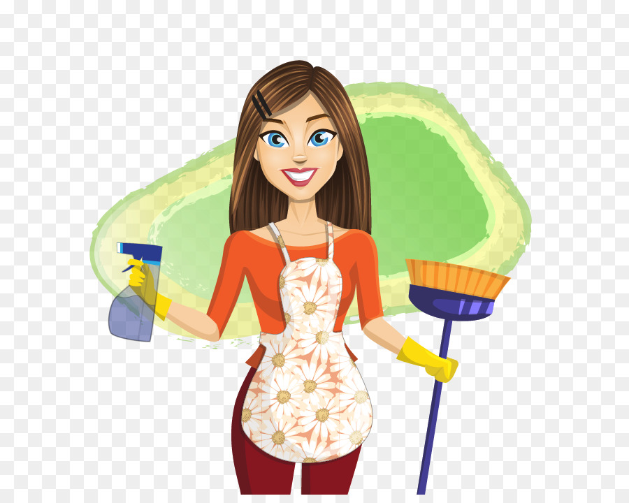 Maid housekeeper clip art. Housekeeping clipart